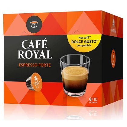 Cafe Royal Espresso Forte compatibile Dolce Gusto