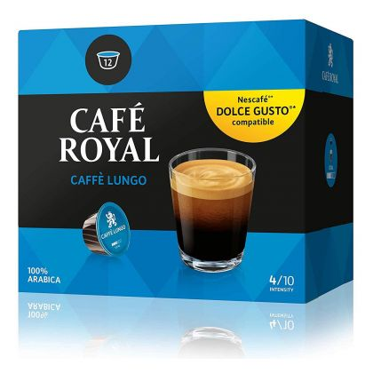 Cafe Royal Caffe Lungo compatibile Dolce Gusto
