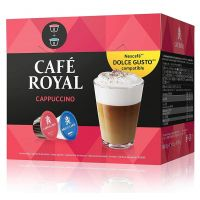 Cafe Royal Cappuccino compatibile Dolce Gusto
