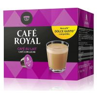 Cafe Royal Cafe au Lait compatibile Dolce Gusto