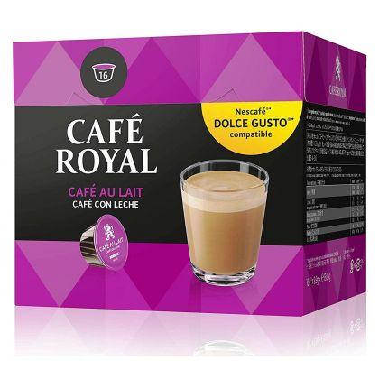 Cafe Royal Cafe au Lait compatibile Dolce Gusto
