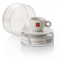 Kit illy ESSENTIAL LINE - ceasca illy espresso, farfurie