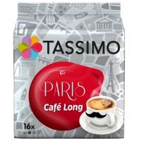 Tassimo Paris Cafe Long, 16 capsule