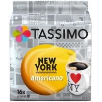 Tassimo New York Americano, 16 capsule