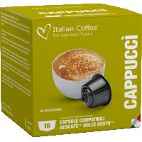 Italian Coffe Cappuccino compatibile Dolce Gusto