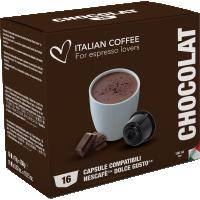 Italian Coffe Chocolat compatibile Dolce Gusto