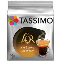 Tassimo L'OR Cafe Lungo Classic 16 capsule