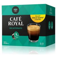 Cafe Royal Decaffeinato compatibile Dolce Gusto