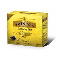 TWININGS Earl Grey ceai - compatibile Nespresso