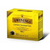 TWININGS Lemon Scented ceai compatibile Nespresso