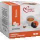 Italian Coffee ROMA compatibile A Modo Mio, 16 capsule