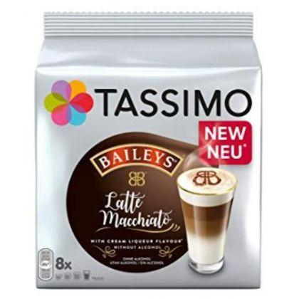 Tassimo Baileys Latte Macchiato, 16 capsule
