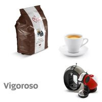 Italian Coffee Vigoroso capsule compatibile Dolce Gusto 16 buc