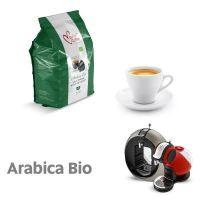 Italian Coffee Arabica Bio compatibile Dolce Gusto 16 buc