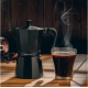 Cafetiera moka Andrew James 6 cesti