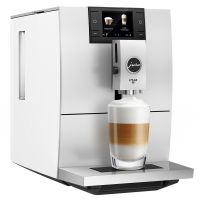 Espressor automat Jura Ena 8 Nordic White + BONUS