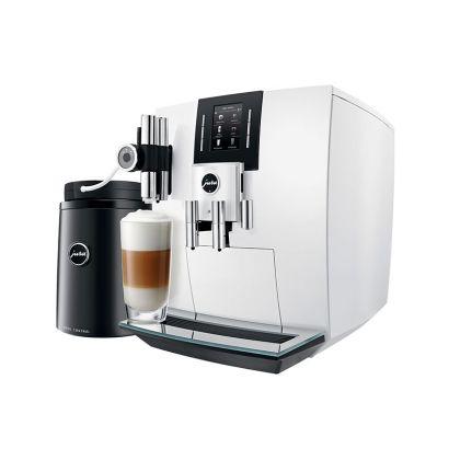 Espressor automat Jura J6 Piano White + Bonus