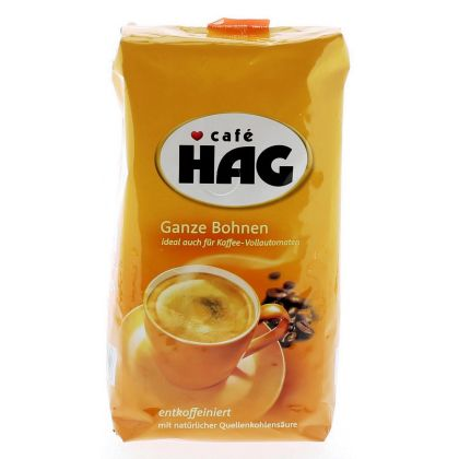Jacobs Cafe HAG 500 g boabe