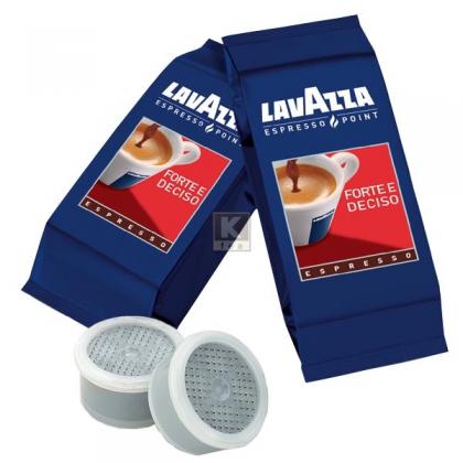 Capsule cafea Lavazza Point Forte e Deciso Espresso 100 capsule