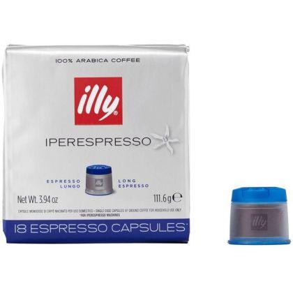 illy iperespresso Lungo 18 capsule
