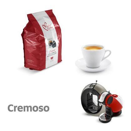 Italian Coffee Cremoso compatibile Dolce Gusto 16 buc