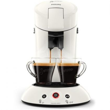 Aparat cafea Philips Senseo HD6554/10 Alb